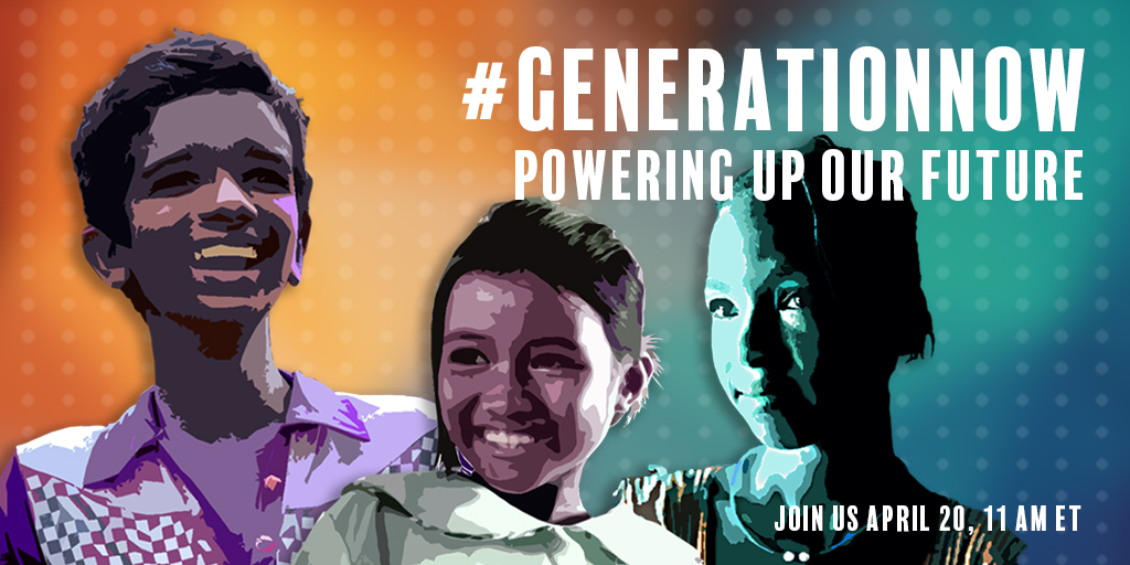 Generation Now: How Investing in Adolescents Today Can Change the World of Tomorrow