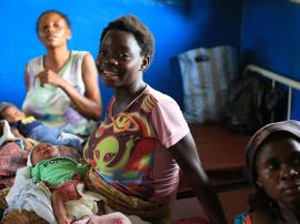 Mothers and newborns Democratic Republic of Congo GFF